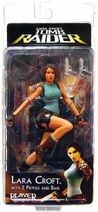 NECA Player Select Action Figure Lara Croft [Tomb Raider: Anniversary]