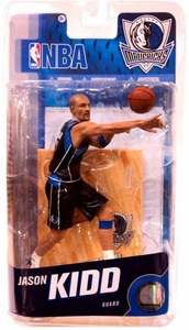 McFarlane Toys NBA Sports Picks Series 18 Action Figure Jason Kidd (Dallas Mavericks)