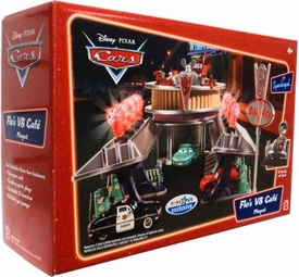 Disney / Pixar CARS Movie Playset Flo's V8 Cafe
