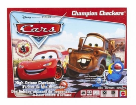 Disney / Pixar CARS Movie Game Champion Checkers Limited-Time Sale!