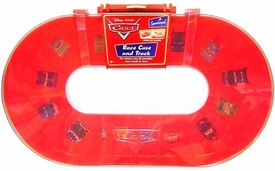 Disney / Pixar CARS Movie Race Track Carry Case [Holds 16 Vehicles]