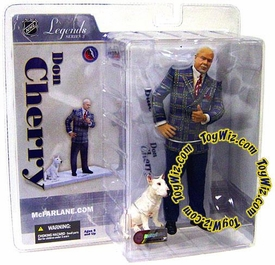 McFarlane Toys NHL Sports Picks Legends Series 3 Action Figure Don Cherry (Broadcaster)