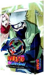 Naruto Shippuden Card Game Will of Fire Theme Deck Kakashi