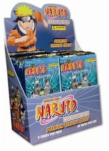 Naruto Inkworks Way of the Ninja Trading Card Box (24 Packs)