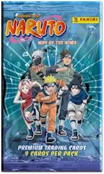 Naruto Inkworks Way of the Ninja Trading Card Pack