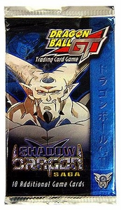 Dragonball GT Score Trading Card Game Shadow Dragon Saga Booster Pack [10 Cards]