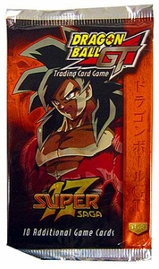 Dragon Ball GT Score Trading Card Game Super 17 Saga Booster Pack