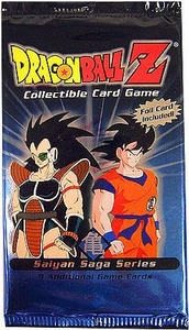 Dragonball Z Score Trading Card Game Saiyan Saga Booster Pack [9 Cards]