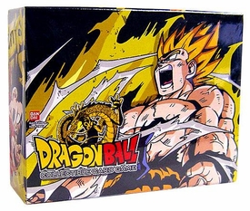 Dragonball Card Game Warriors Return Booster Box [24 Packs]