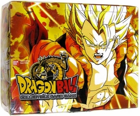 Dragonball Z Card Game Clash of Sagas Booster BOX [24 Packs]
