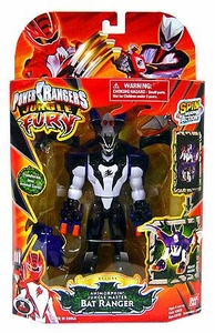 Power Rangers Jungle Fury Deluxe Action Figure AnimorphinJungle Master Bat Ranger