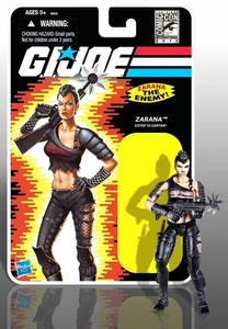 Hasbro GI Joe SDCC 2011 San Diego Comic-Con Exclusive Action Figure Zarana [Cold Slither Variant]