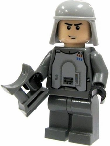 LEGO Star Wars LOOSE Mini Figure Imperial Officer [Hoth Assault]