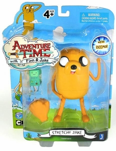 Adventure Time 5 Inch Action Figure Stretchy Jake