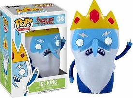 Funko POP! Adventure Time Vinyl Figure Ice King