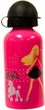 Zak Designs Barbie Aluminum Sports Bottle