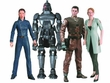 "Battlestar Galactica Diamond Select Action Figures Series 3 ""Razor"""