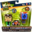 Ben 10 Alien Ultimate Aliens AlterAlien Figures