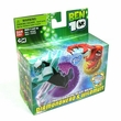 Ben 10 Toys Transforming Alien Rocks & Planetary Powders Mini Figures