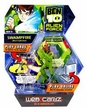 Ben 10 (Ten) Web Cardz Action Figures