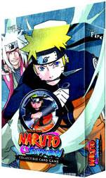 Naruto Shippuden Card Game Will of Fire Theme Deck Naruto