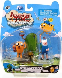 Adventure Time 2 Inch Mini Figure 2-Pack Finn & Jake