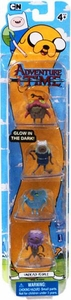 Adventure Time 2 Inch Mini Figure Deluxe 4-Pack Undead People Pack