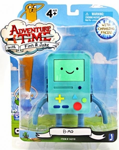 Adventure Time 5 Inch Action Figure B-MO [Changing Faces]