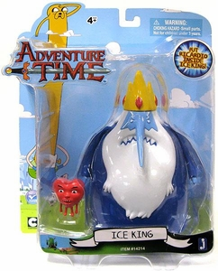 Adventure Time 5 Inch Action Figure Ice King