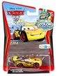 Disney Pixar Cars 2 Movie Color Change Vehicles