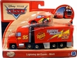 Disney Pixar Cars Wood Collection