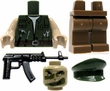 COBI Blocks Minifigure Single Parts, Weapons & Gear