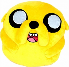 Adventure Time 16 Inch Pillow Cuddle Plush Jake