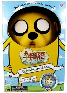 Adventure Time 20 Inch Deluxe Plush Slamacow Jake