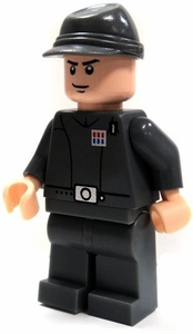LEGO Star Wars LOOSE Mini Figure Imperial Shuttle Commander [Light Flesh]