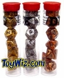 "Dice Gaming Supplies 7 Piece ""Metallic Style"" Polyhedral Dice Set"