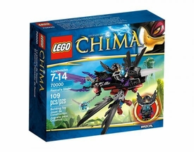 LEGO Legends of Chima Set #70000 Razcal's Glider