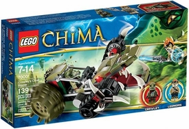 LEGO Legends of Chima Set #70001 Crawley's Claw Ripper