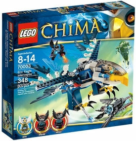 LEGO Legends of Chima Set #70003 Eris' Eagle Interceptor