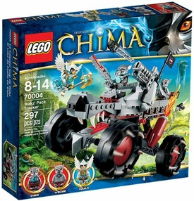 LEGO Legends of Chima Set #70004 Wakz' Pack Tracker