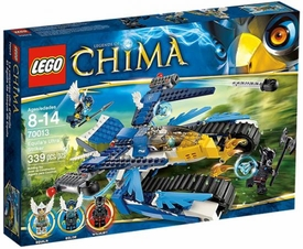 LEGO Legends of Chima Exclusive Set #70013 Equila's Ultra Striker