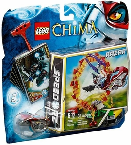 LEGO Legends of Chima Set #70100 Ring of Fire [Razar]