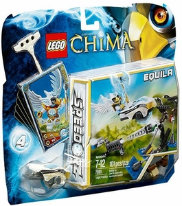 LEGO Legends of Chima Set #70101 Target Practice [Equila]