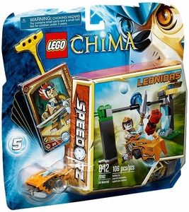 LEGO Legends of Chima Set #70102 CHI Waterfall [Leonidas]
