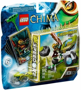 LEGO Legends of Chima Set #70103 Boulder Bowling [Crominus]