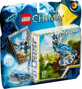LEGO Legends of Chima Set #70105 Nest Dive [Eglor]