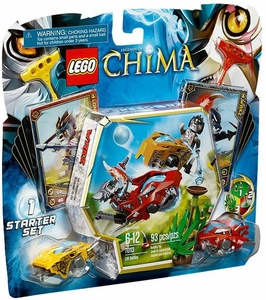 LEGO Legends of Chima Set #70113 CHI Battles [Starter Set]