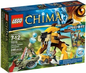 LEGO Legends of Chima Set #70115 Ultimate Speedor Tournament