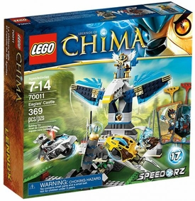 LEGO Legends of Chima Set #70011 Eagle's Castle