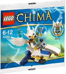 LEGO Legends of Chima Set #30250 Ewar's Acro Fighter [Bagged]